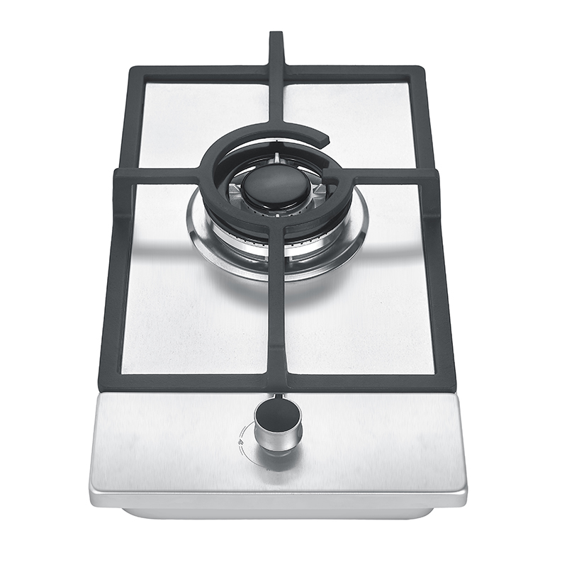 Kingbright Single Burner Hob Inox 300mm KQ1-SS02